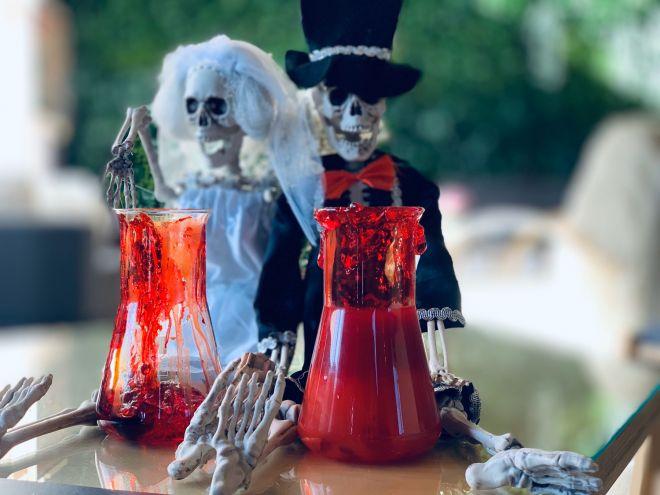 halloween-arte-spa-&-park-hotel-cocktails